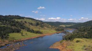Rio Jordão na UHE Fundão